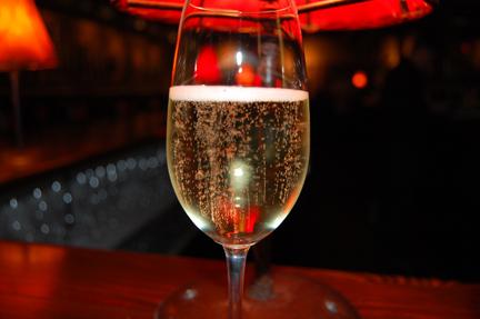 best champagne austin