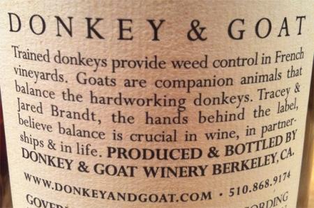 donkey and goat wine austin
