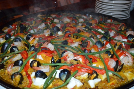 best paella texas