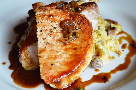 best pork chop recipe austin