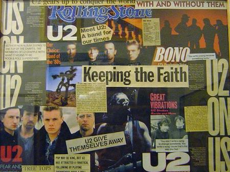 1980s U2 bono